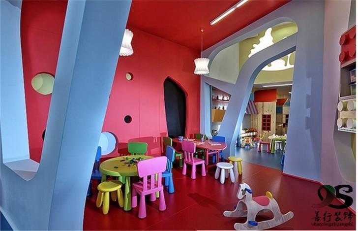 幼儿园-济南幼儿园装修设计